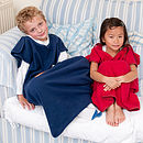 Child's Sleeping Bag Blanket