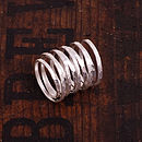Cara Ring in Silver