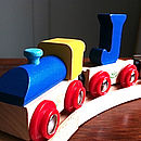 Boys Train Engine