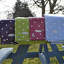 Oily Rag Spotty Oilcloth Tablecloth
