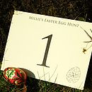 Personalised Easter Egg Hunt