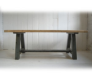 A Frame Kitchen Table - furniture