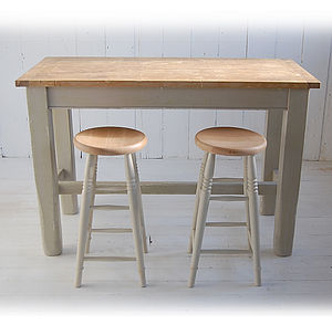 Kitchen Island Table - country kitchen tables