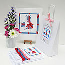 'Britannia' Cross Stitch Kit, Needle Craft