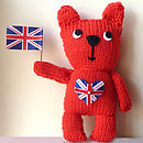 Great British Bear- Jubilee & Olympics
