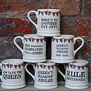 Queen's Diamond Jubilee Mug