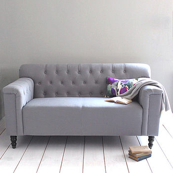 Barnaby Button Backed Sofa