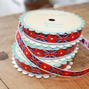 Union Jack Ribbon