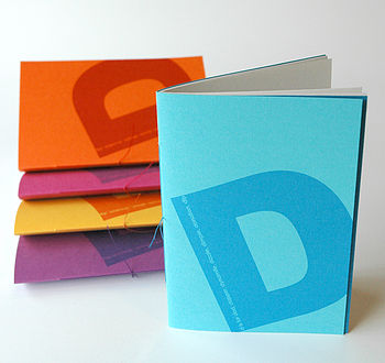 'D Is For Dad' Notebook