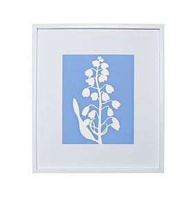 Fritillary Botanical Mounted Fine Art Print