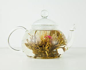 Oolong Mystere Chinese Green Tea - tea & infusions