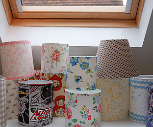 Custom Made Lampshade - lampshades