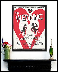 Wedding Movie Poster - film & tv