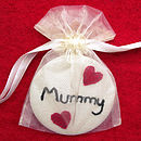 Embroidered Personalised Pocket Mirror