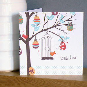 Easter Decorations Easter Card