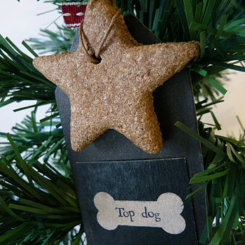 Dog Treat Christmas Decorations