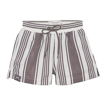 Father And Son Swimming Shorts