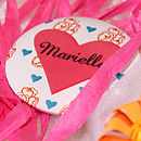 Mariachi -Personalised Pocket Mirror Favour