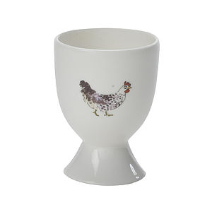 Chicken China Egg Cup