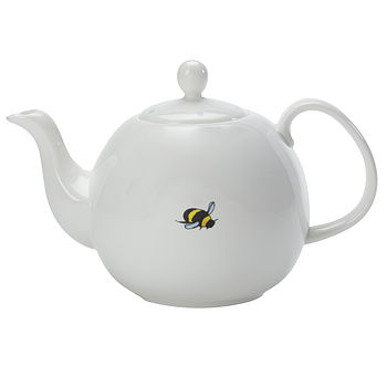 Busy Bee China Tea Pot