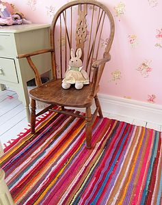 Colourful Childrens Rug - rugs & doormats