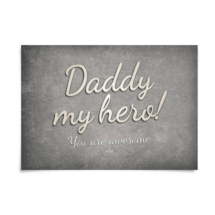 hero essay on my dad Read a letter for my father: my hero ^^ from the story ~essay~ by ejaybeb17 (ej teofilo) with 1,740 reads jan, sophiamonleon, wonder15 thank you for every.