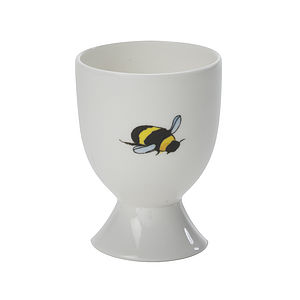 Busy Bee China Egg Cup