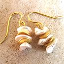 Shangri-La Pearls on gold vermeil collection