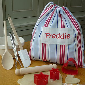 Personalised Baking Kit