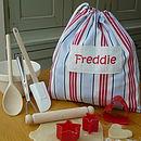 Personalised Baking Kit