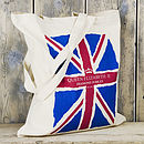 Union Jack Diamond Jubilee Shopper