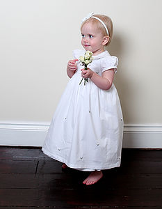 Roses Ballerina Dress - wedding fashion