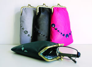 Dot Glasses Case - glasses cases