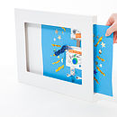 Child's Single A4 Art Frame