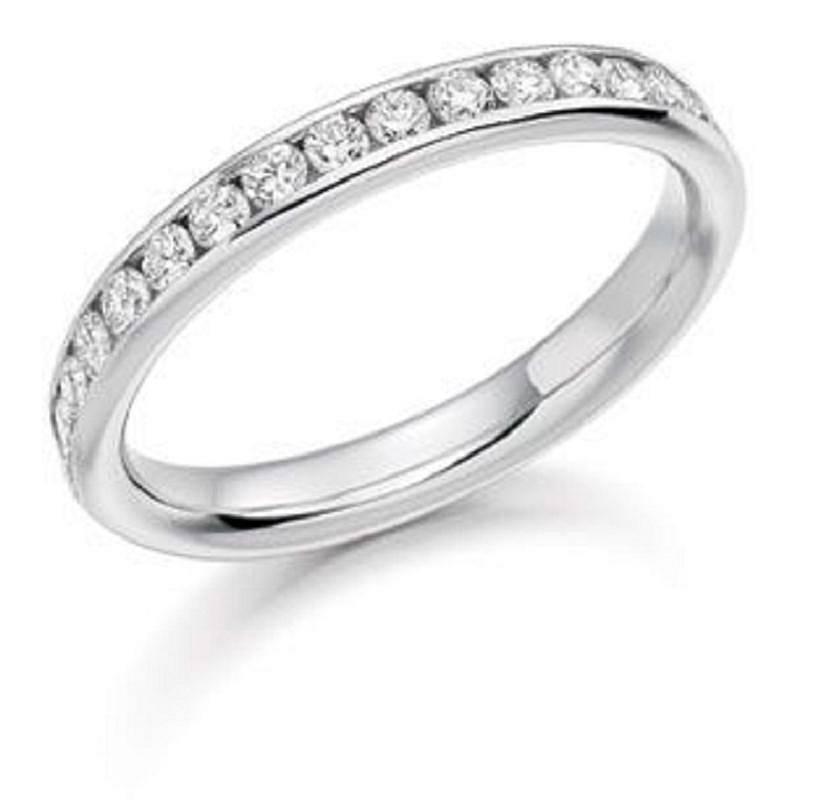 white gold eternity ring white gold