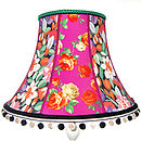Rose Patchwork Lampshade