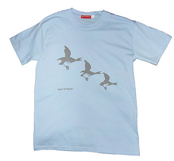 Flying Ducks T Shirt