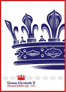 Jubilee Tea Towel