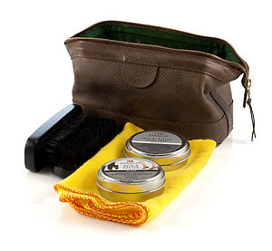 Shoe Shine Kit - view all sale items