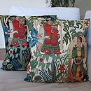 Frida Kahlo Cushion Cover