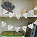Personalised Ceramic Bunting