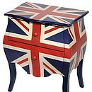 Union Jack red