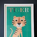 'Tiger' Print