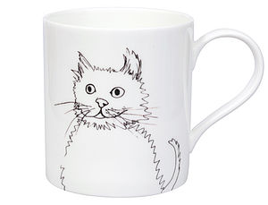 Cat Tableware Collection