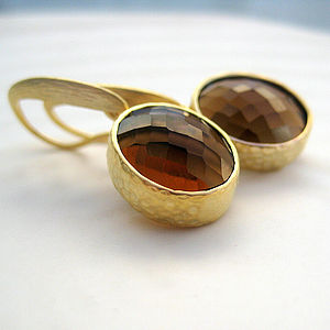'Mocha' Earrings - earrings