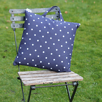 Spotty Festival Scatter Cushion