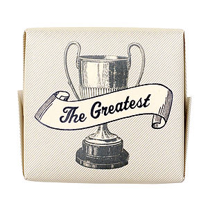 'The Greatest' Soap - men's grooming & toiletries