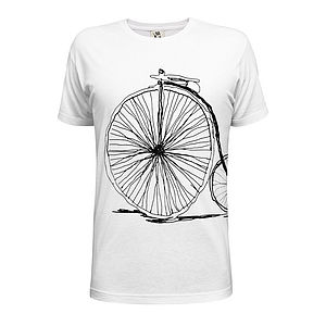 High Bike Men's T Shirt