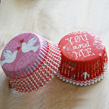 sweet heart bakery cupcake cases