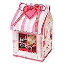Sweet Heart Bakery Small Cupcake Boxes